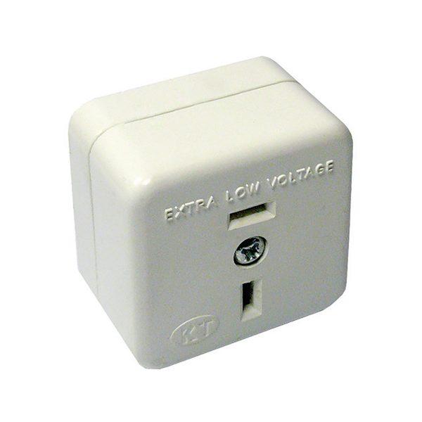 Low Voltage, Extension Socket, 32V, 15Amp