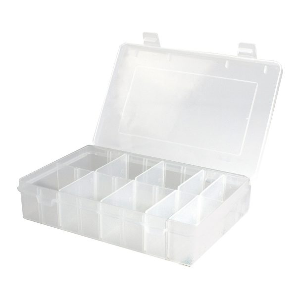 Large Empty Kit, Removable Spacers, 12 Compartment