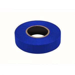 PVC Insulation Tape, Blue, 19mm x 20M Roll