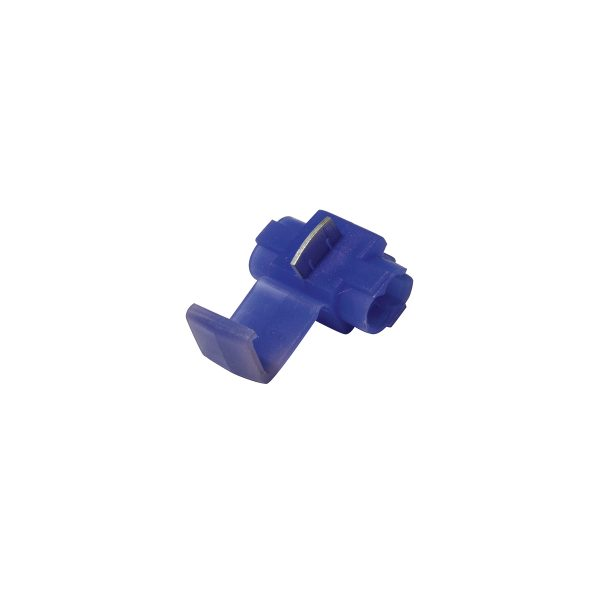 Terminals, Scotch Lock, Blue, 1.5-2.5mm, Blister