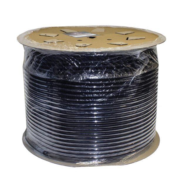 Split Loom, Tubing, Black, 20mm x 30M