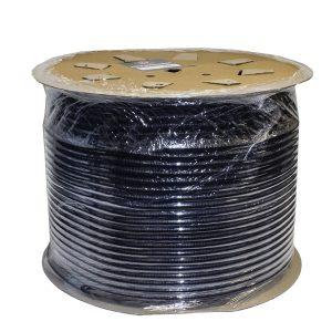 Split Loom, Tubing, Black, 29mm x 30M