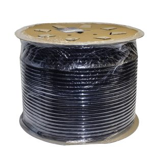 Split Loom, Tubing, Black, 29mm x 50M