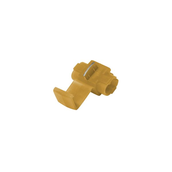 Terminals, Scotch Lock, Yellow, 2.5-5.0mm