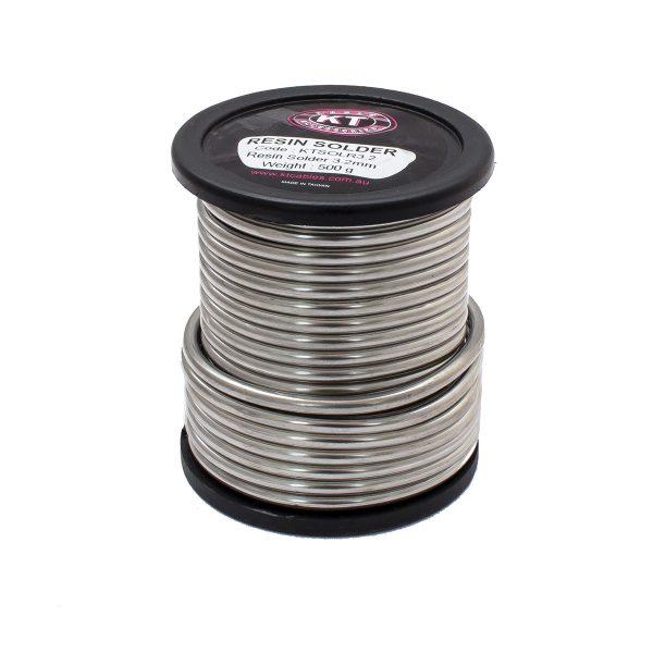 Resin Solder, 60 / 40, 500g, 3.2mm, Acid Core
