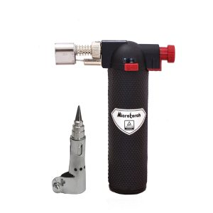 Micro Butane Gas Torch with Tip