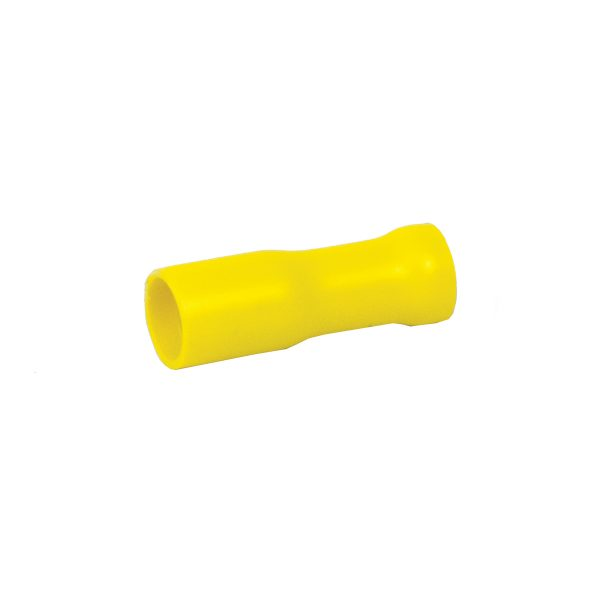Terminals, Bullet, Female, Yellow, Pack 8