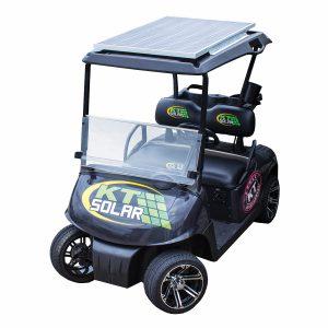 160 Watt, 36 to 48V Golf Cart & Electric Vehicle Solar Charging System
