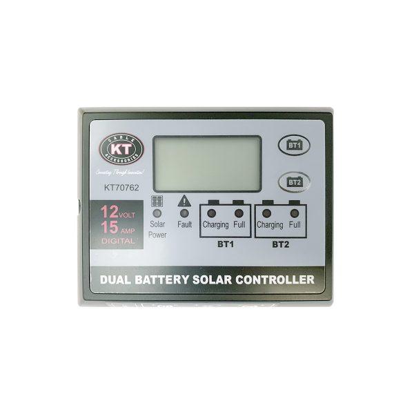 Solar Charge Regulator PWM, 15Amp