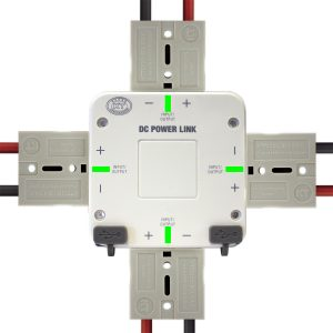 DC Power Link, Omni-Directional Input and Outputs, 50Amp Power Connector